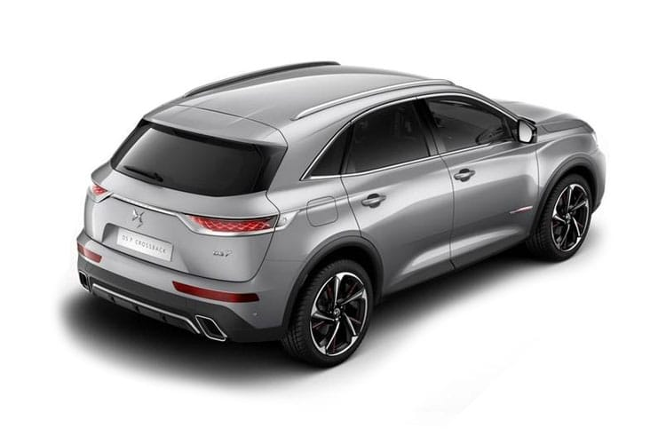 DS Automobiles DS 7 Crossback SUV 5Dr 1.5 BlueHDi 130PS Performance Line 5Dr Manual [Start Stop] back view