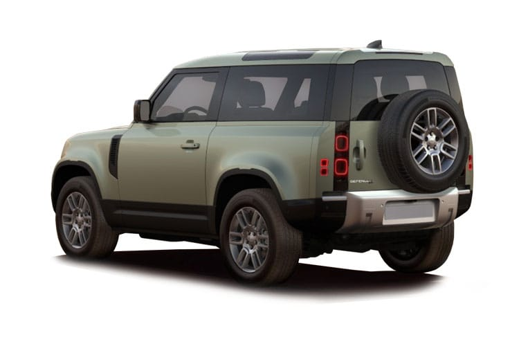 Land Rover Defender 110 SUV 5Dr 2.0 P 300PS  5Dr Auto [Start Stop] [5Seat] back view