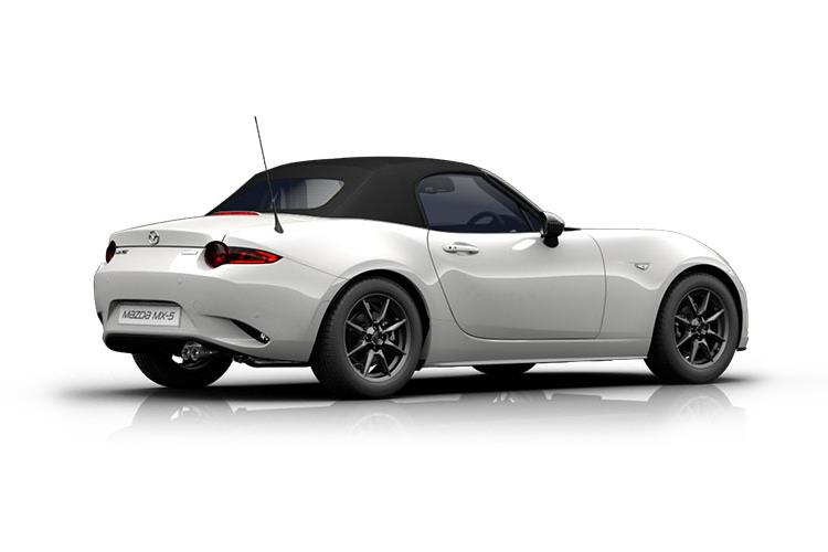 Mazda MX-5 Convertible 2.0 SKYACTIV-G 184PS GT Sport Tech 2Dr Manual [Start Stop] back view