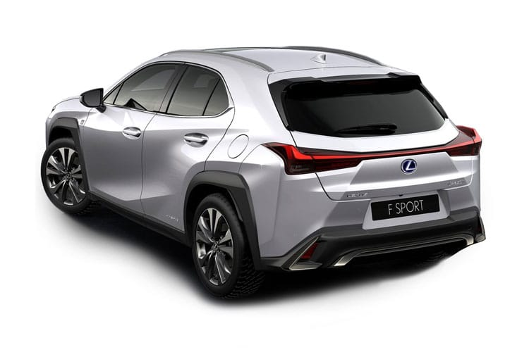 Lexus UX 250h SUV 2.0 h 184PS UX 5Dr E-CVT [Start Stop] back view