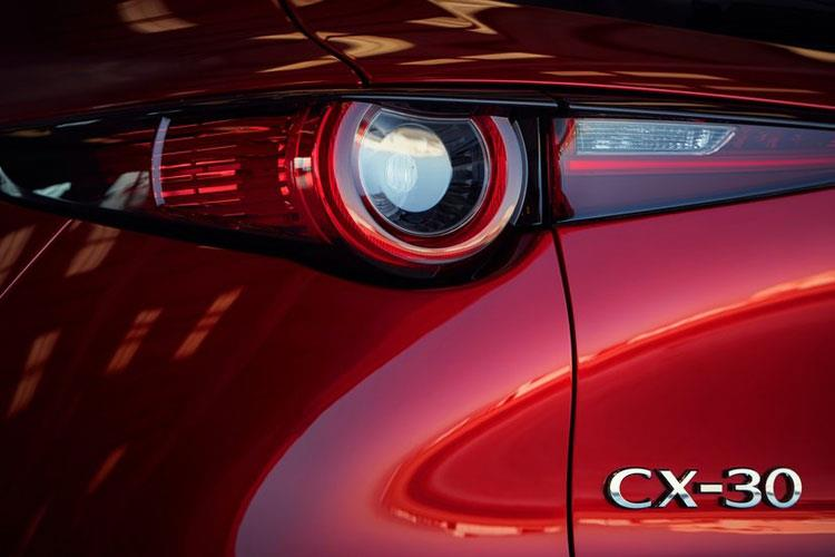 Mazda CX-30 SUV 2.0 SKYACTIV-G MHEV 122PS GT Sport 5Dr Manual [Start Stop] detail view