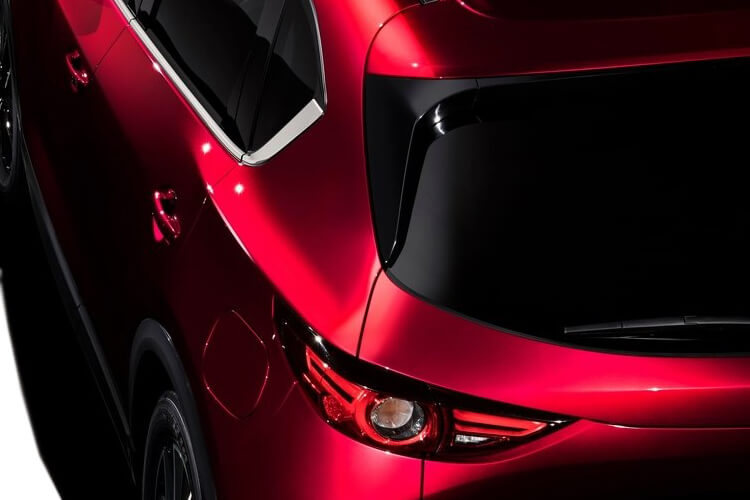 Mazda CX-5 SUV 2.0 SKYACTIV-G 165PS Sport 5Dr Auto [Start Stop] [Safety] detail view