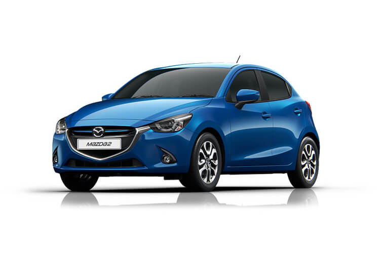 Mazda Mazda2 Hatch 5Dr 1.5 SKYACTIV-G MHEV 90PS Sport Nav 5Dr Manual [Start Stop] front view