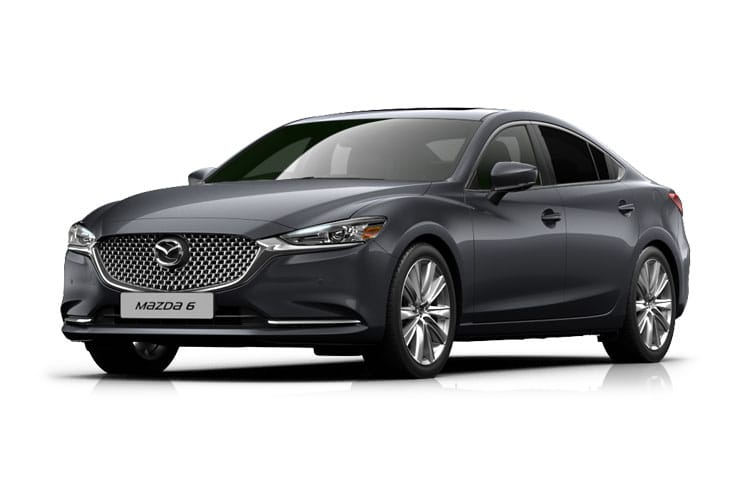 Mazda Mazda6 Saloon 2.2 SKYACTIV-D 184PS Sport Nav+ 4Dr Manual [Start Stop] [Safety] front view