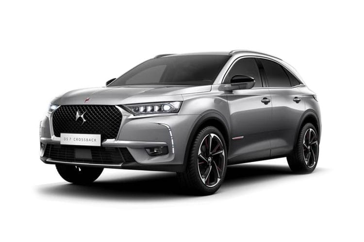 DS Automobiles DS 7 Crossback SUV 5Dr 1.5 BlueHDi 130PS Performance Line 5Dr Manual [Start Stop] front view
