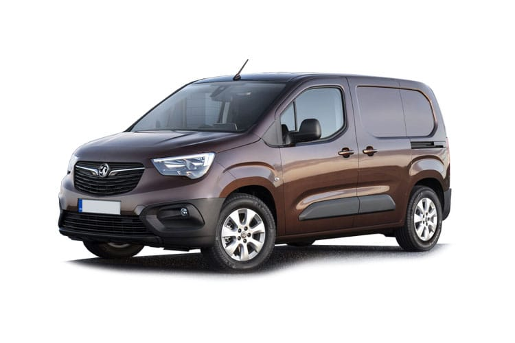 Vauxhall Combo Cargo L1 2300 1.5 Turbo D FWD 130PS Edition Van Manual [Start Stop] front view