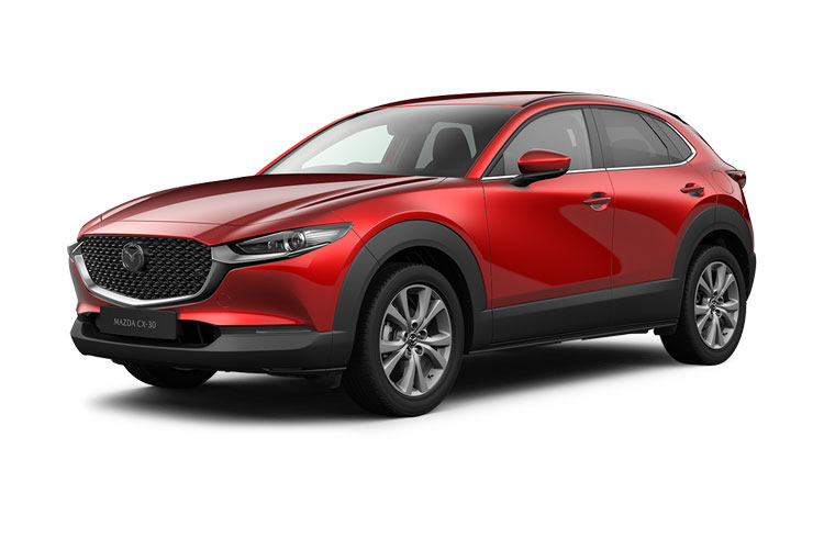 Mazda CX-30 SUV 2.0 SKYACTIV-G MHEV 122PS GT Sport 5Dr Manual [Start Stop] front view