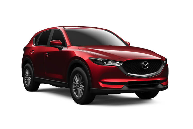 Mazda CX-5 SUV 2.0 SKYACTIV-G 165PS Sport 5Dr Auto [Start Stop] [Safety] front view