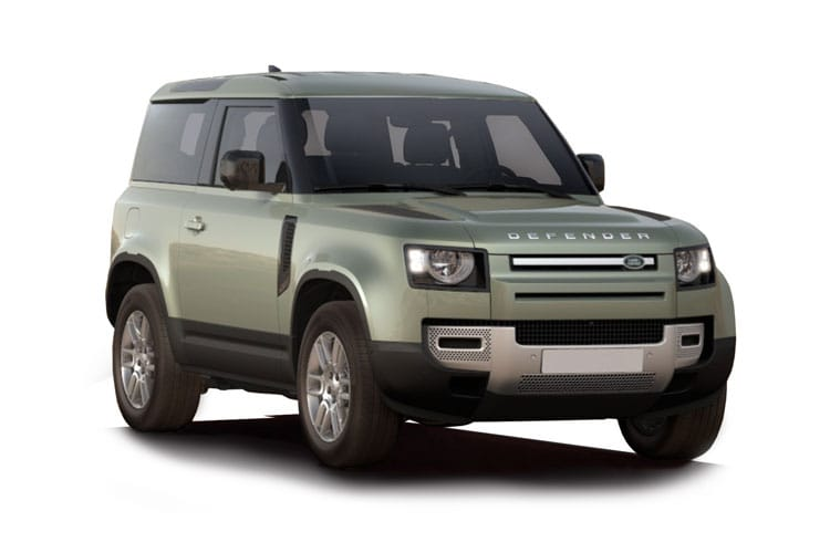 Land Rover Defender 110 SUV 5Dr 2.0 P 300PS  5Dr Auto [Start Stop] [5Seat] front view