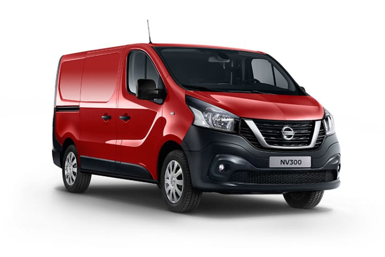 Nissan NV300 L1 30 2.0 dCi FWD 120PS Tekna Van Manual front view