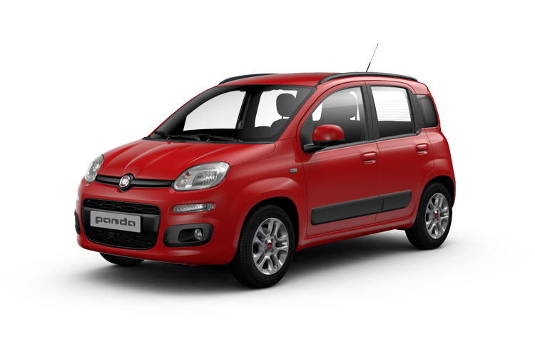 Fiat Panda Hatch 5Dr 4x4 0.9 TwinAir 85PS Cross 5Dr Manual [Start Stop] front view