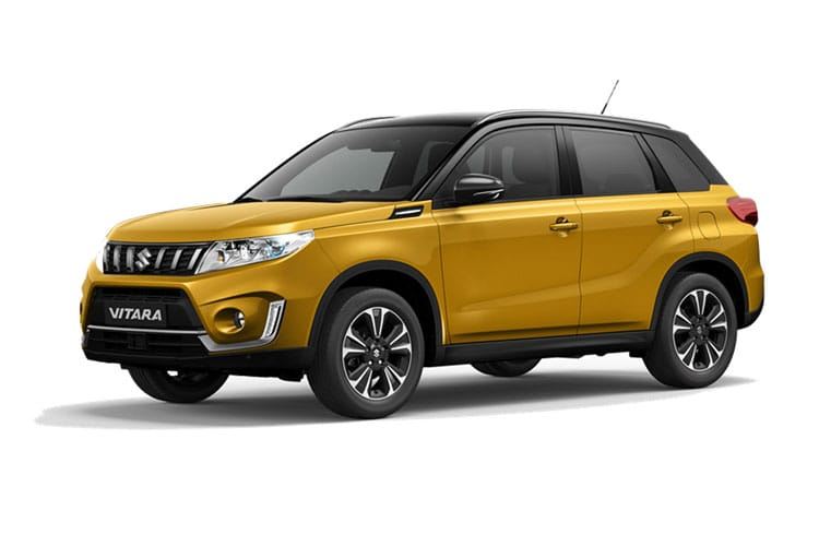 Suzuki Vitara SUV 1.4 Boosterjet MHEV 129PS SZ-T 5Dr Manual [Start Stop] front view