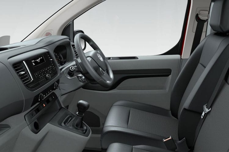 Vauxhall Vivaro L2 3100 2.0 Turbo D FWD 150PS Sportive Crew Van Manual [Start Stop] inside view