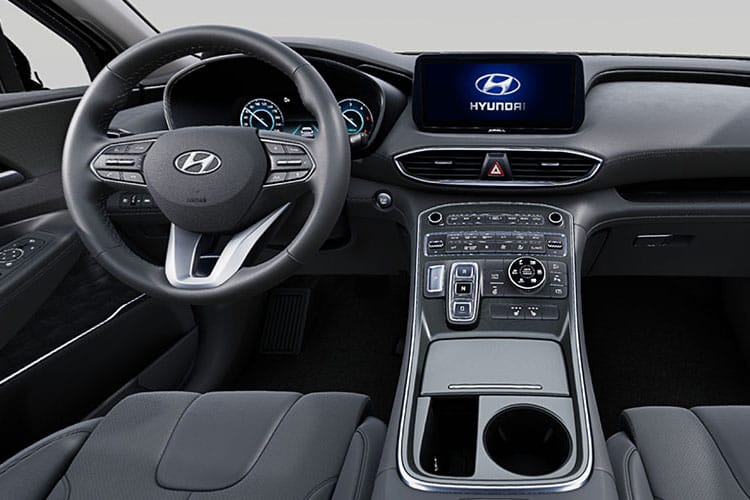 Hyundai KONA SUV 1.6 h-GDi 141PS Premium 5Dr DCT [Start Stop] inside view