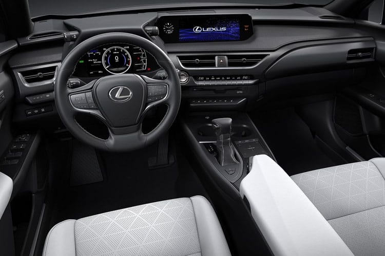 Lexus UX 250h SUV 2.0 h 184PS UX 5Dr E-CVT [Start Stop] inside view