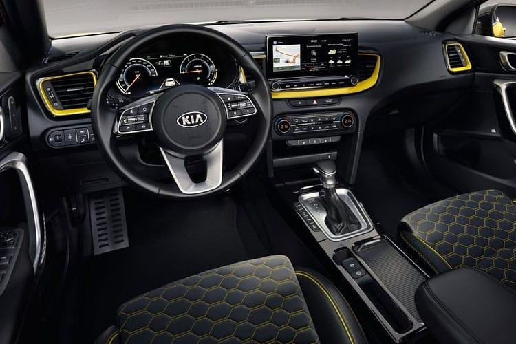 Kia Ceed XCeed SUV 5Dr 1.5 T-GDI 158PS 3 5Dr Manual [Start Stop] inside view