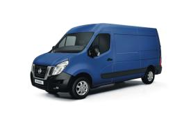 Nissan NV400 Van High Roof van leasing