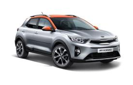 Kia Stonic SUV car leasing
